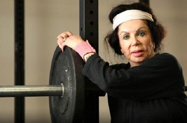 Как выглядит 97-летняя мама Сильвестра Сталлоне