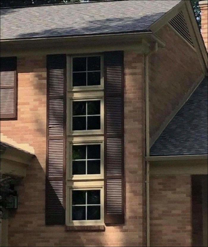 Агент по недвижимости публикует худший дизайн интерьеров