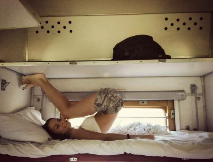Попутчицы в поездах, которые могут скрасить любое путешествие