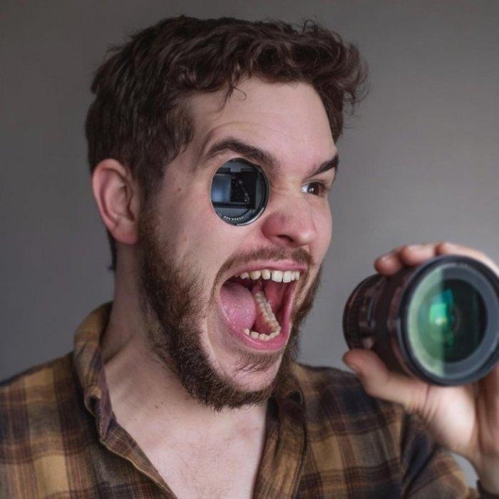 Шокирующие манипуляции с фотографиями от Бена Робинса