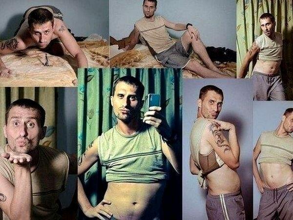 Как бы выглядели парни, если бы фотографировались как девушки