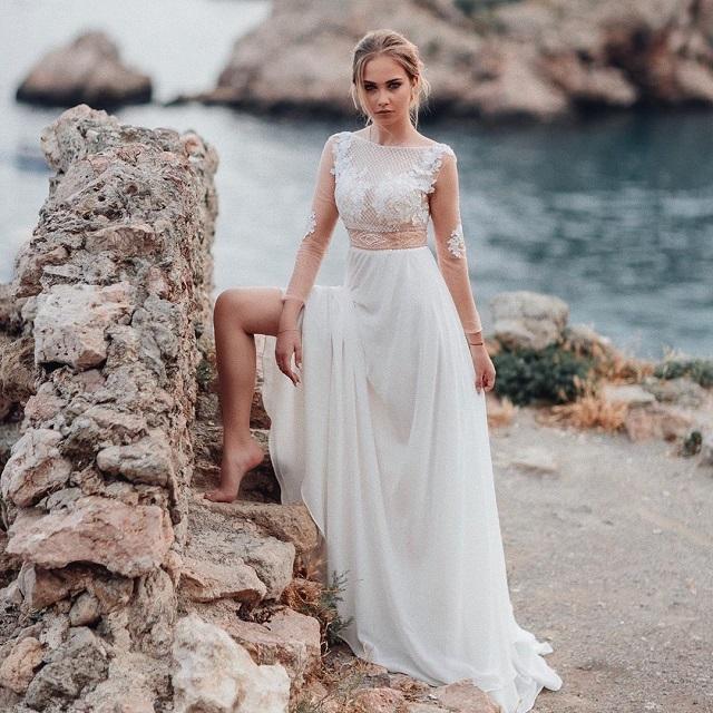 Елизавета Свириденко из Севастополя стала самой красивой крымчанкой