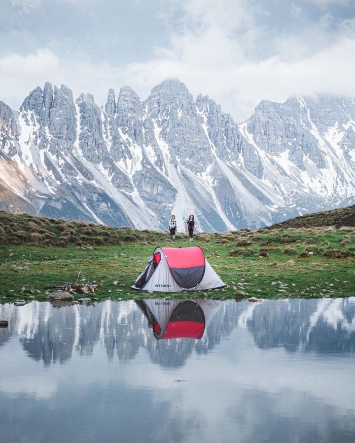 Замечательные пейзажи и путешествия Романа Хубера