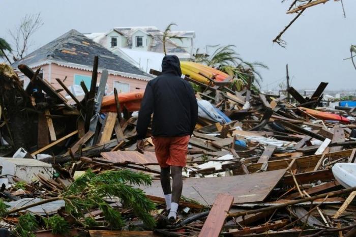 """Что оставил после себя смертоносный ураган """"Дориан"""""""