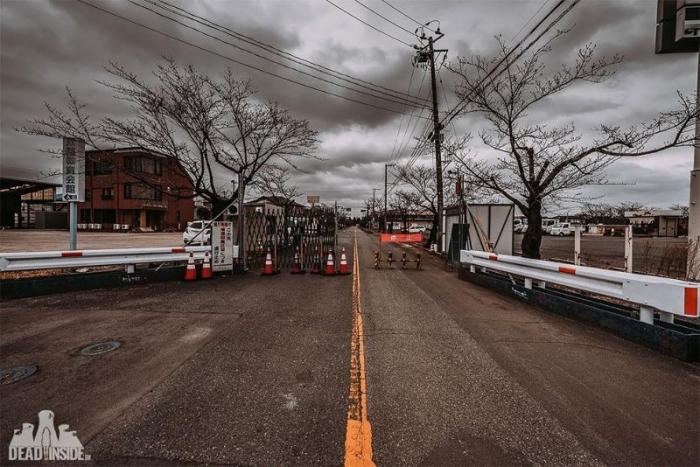 Как сейчас выглядит японский Чернобыль