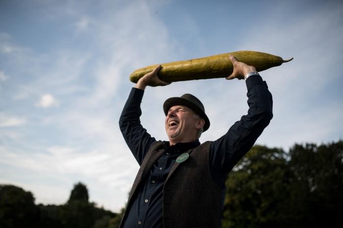 Фестиваль урожая в Великобритании