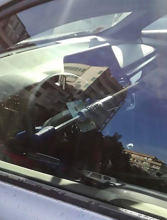 Как на все 100% защитить машину от угона и царапин