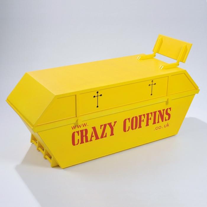 Креативные гробы для оригинальных клиентов от компании из Ноттингема