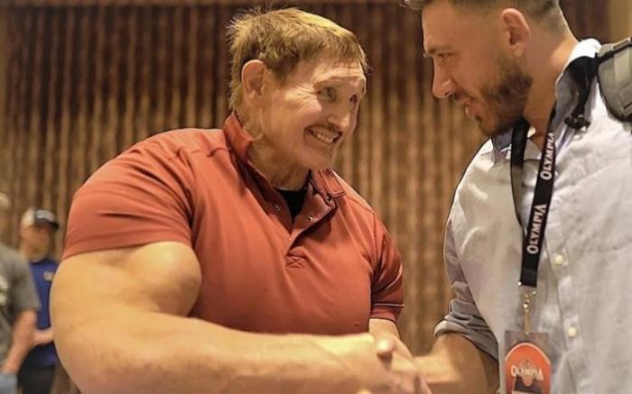 Как выглядит сочетание тестостерона, гормона роста и электростимуляторов в старости