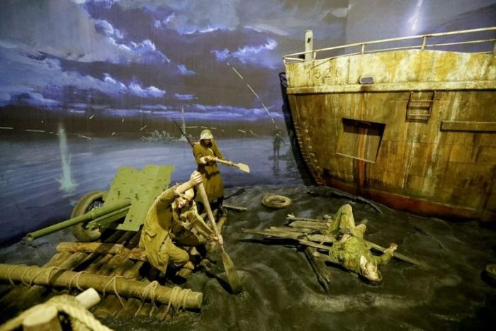 В Питере открылась самая большая в мире военная 3D-диорама