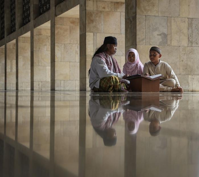 Фотографов спросили, как они видят образование