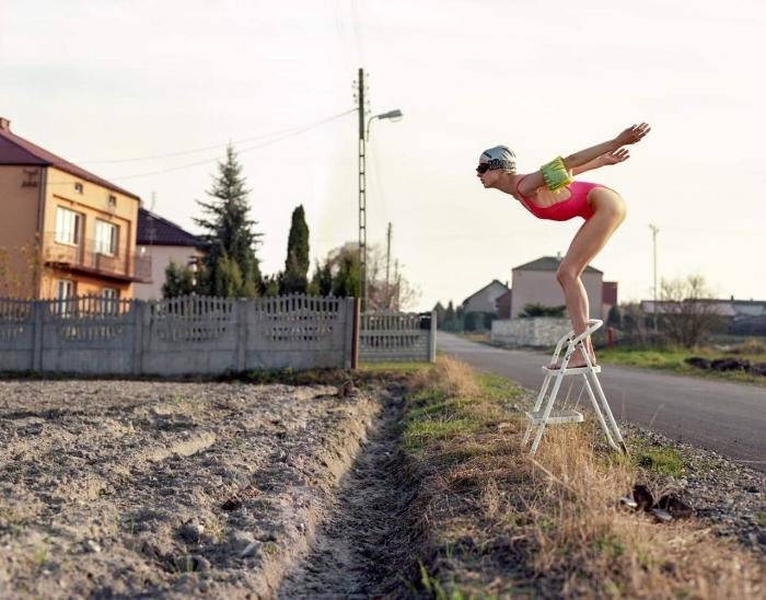 Плавание по-белорусски