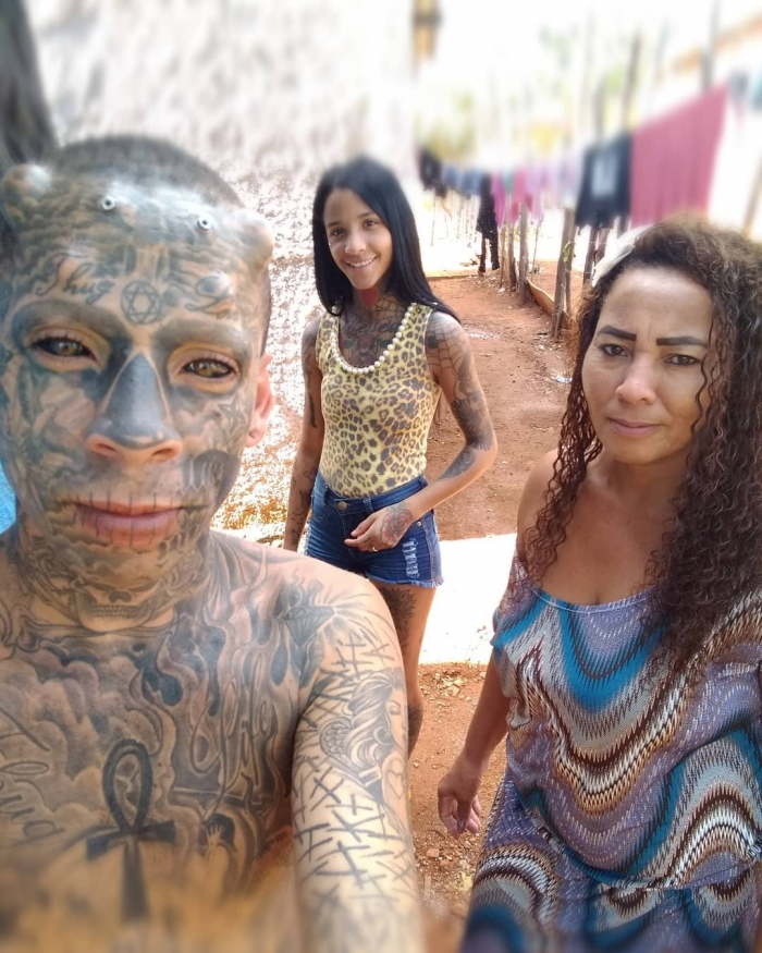 """Педро Кенсо - """"дьявольски"""" счастливый папа из Бразилии"""
