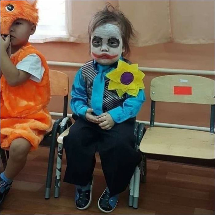 30 забавных костюмов на Хэллоуин