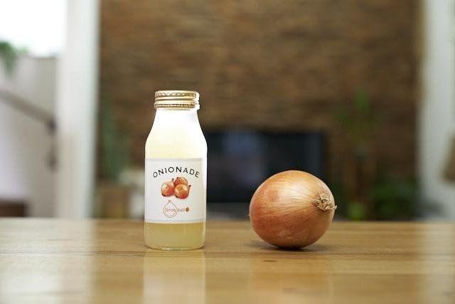 Японцы додумались делать лимонад из лука