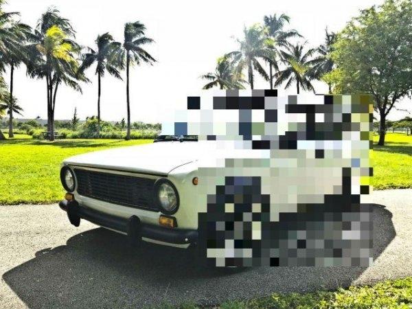 Как он там оказался: во Флориде на Ebay продали тюнингованный ВАЗ-2102 за 5000 долларов