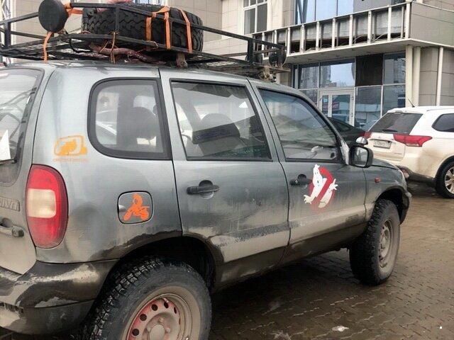 Охотники за приведениями, которых вы можете встретить на дорогах