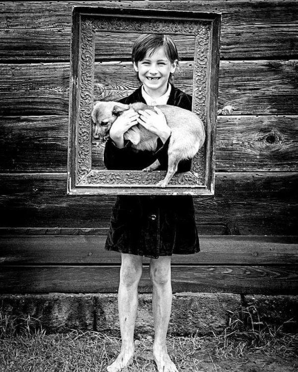 Добрые семейные фотографии, сделанные заботливым отцом