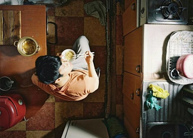 Сколько метров жилплощади приходится на бедного корейца