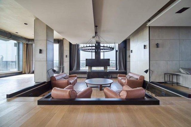 Как выглядит квартира за 400 миллионов рублей