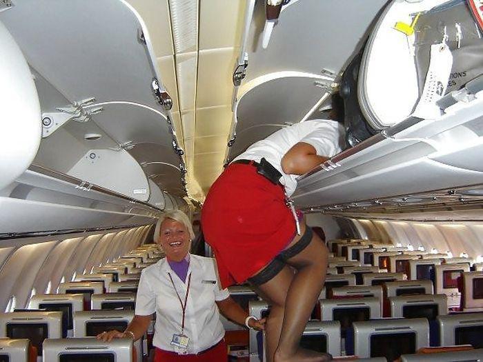Секси-стюардессы