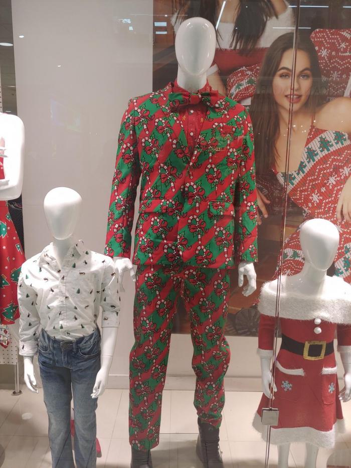 Забавные рождественские наряды