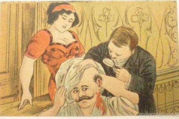 Показалось. Версия 19 века