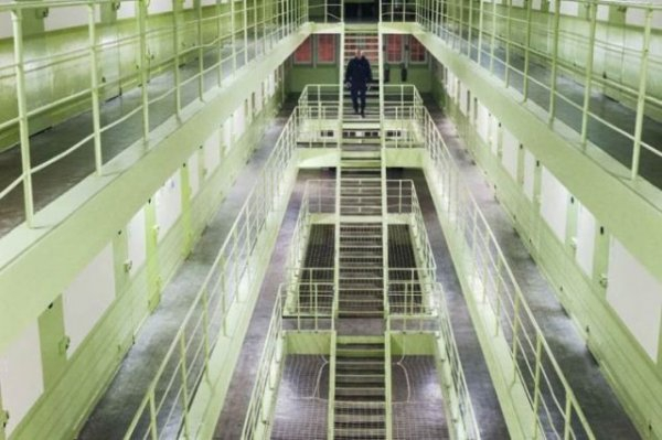 Внутри французских тюрем