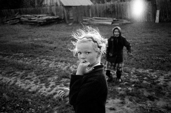 Российская деревенская реальность