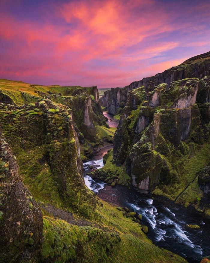 Красивые пейзажные снимки Юрие Белегурски