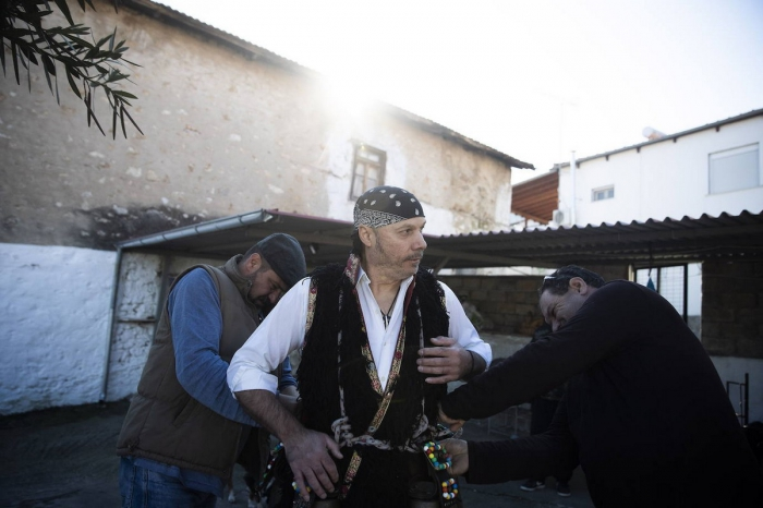 Как в Греции злых духов отгоняли