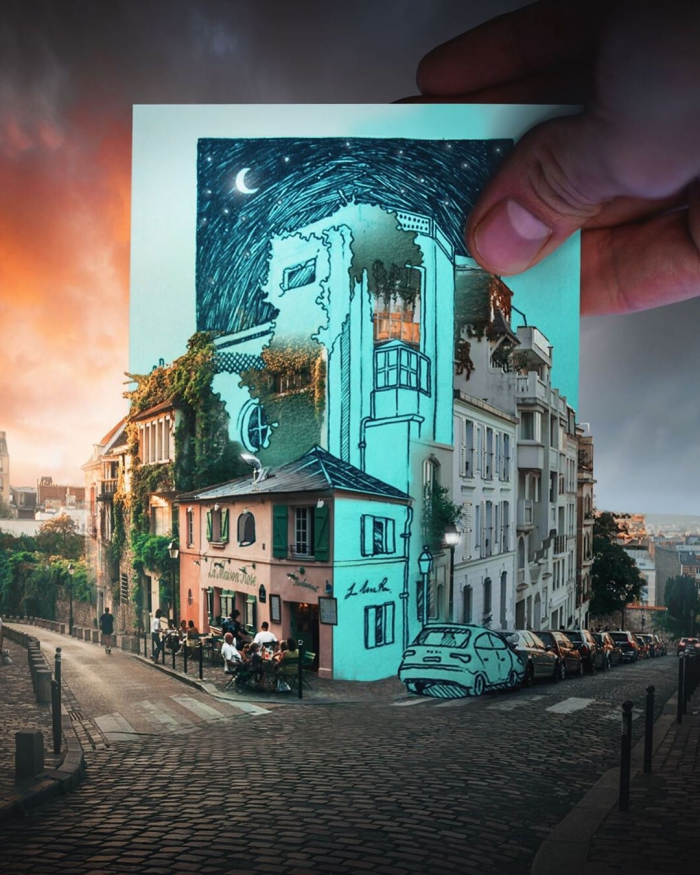 Творческие фотоманипуляции Серджи Тугаса