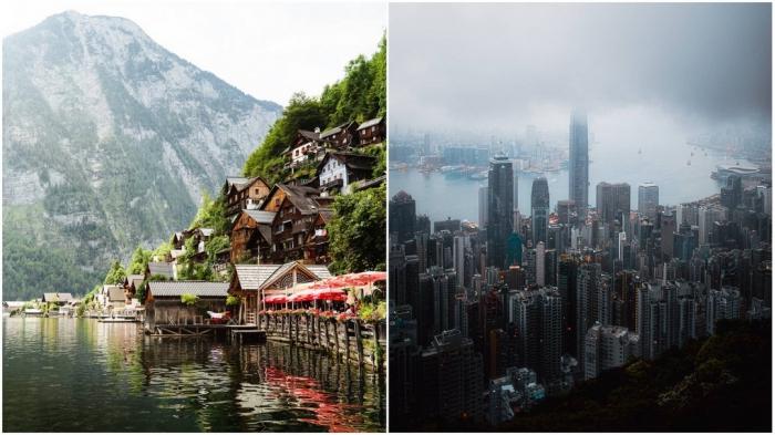Путешествия и приключения на снимках Кинана Лама