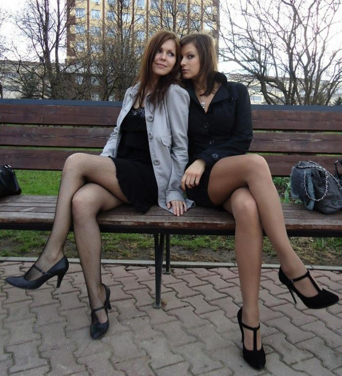 Фото симпатичных девушек из социальных сетей