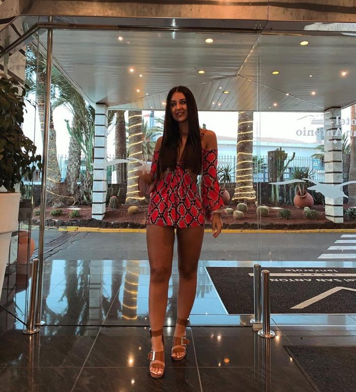 Девушка похудела на 22 кг и стала знаменитой