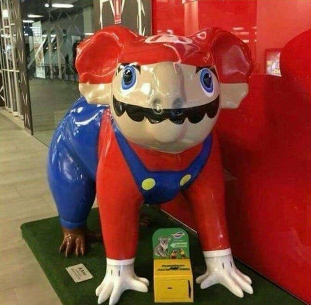 Детские игрушки, вселяющие страх