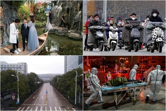 Новые снимки из Китая