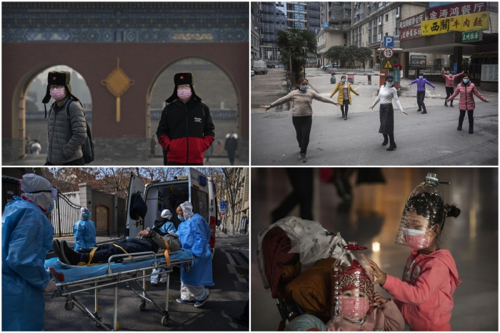 Новые фотографии из Китая