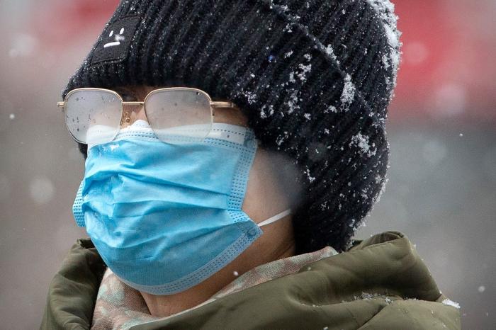 Февральские фотографии из Китая