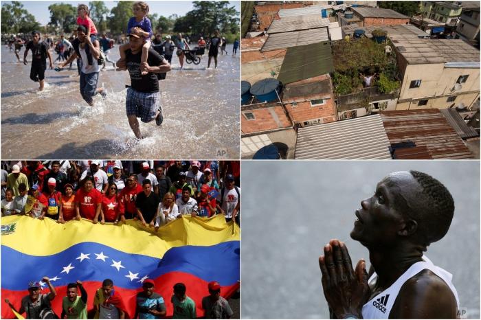 Интересные кадры из стран Латинской Америки
