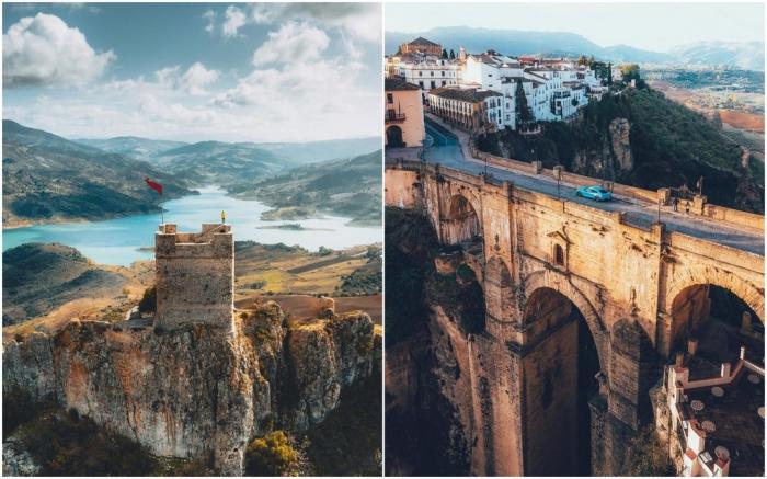 Замечательные снимки из путешествий Леннарта Пагеля