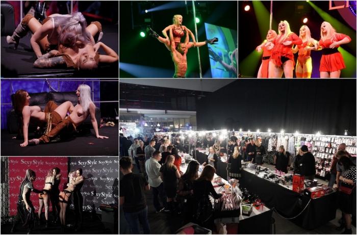 Фестиваль эротики Erots-2020 в Риге