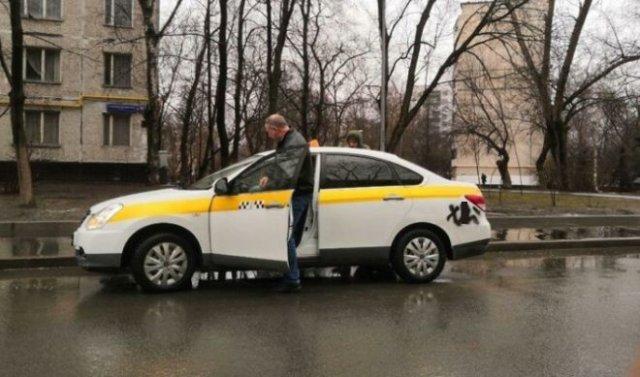 Ситуации, с которыми можно столкнуться только в такси