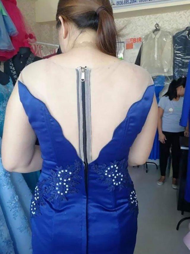 Не самые лучшие решения дизайнеров, создающих одежду
