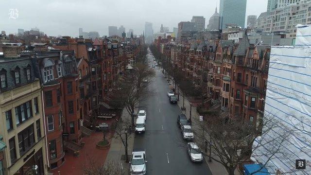 Опустевшие города США