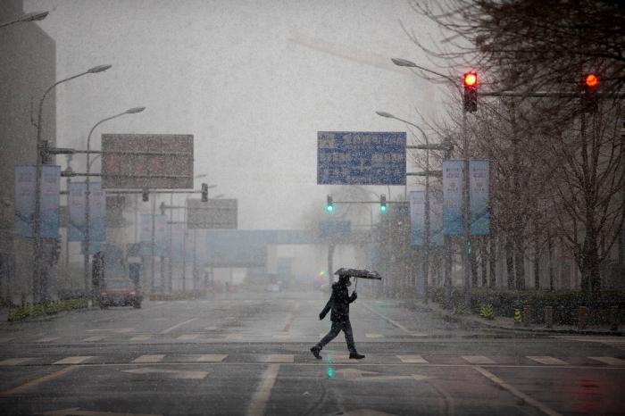 Новые фото из Китая