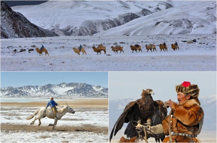 Монгольские просторы на снимках Марка Прогина
