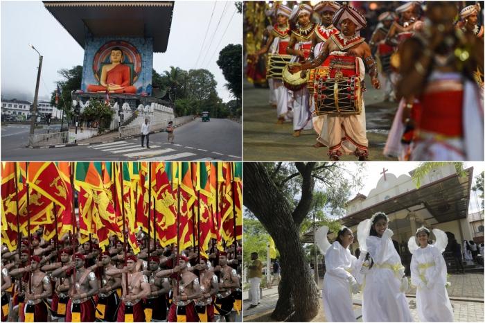 Интересные снимки из Шри-Ланки