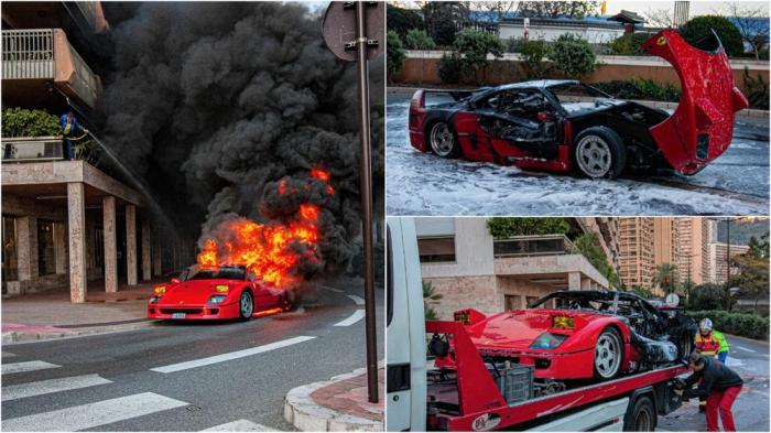 Видели как горит 1 000 000 евро? Посмотрите!