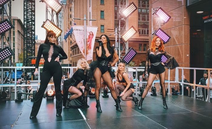 Pussycat Dolls в Сиднее